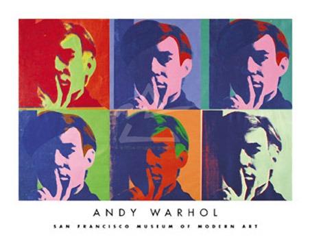 andy warhol mario blanket M165373799