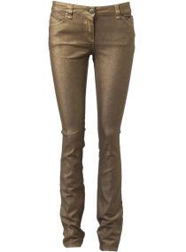 Dorothy Perkins Metallic Skinny Jeans